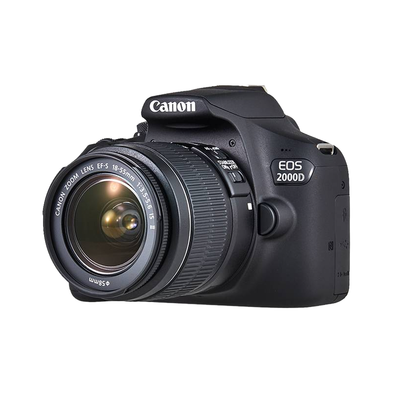 Interested in the EOS 2000D